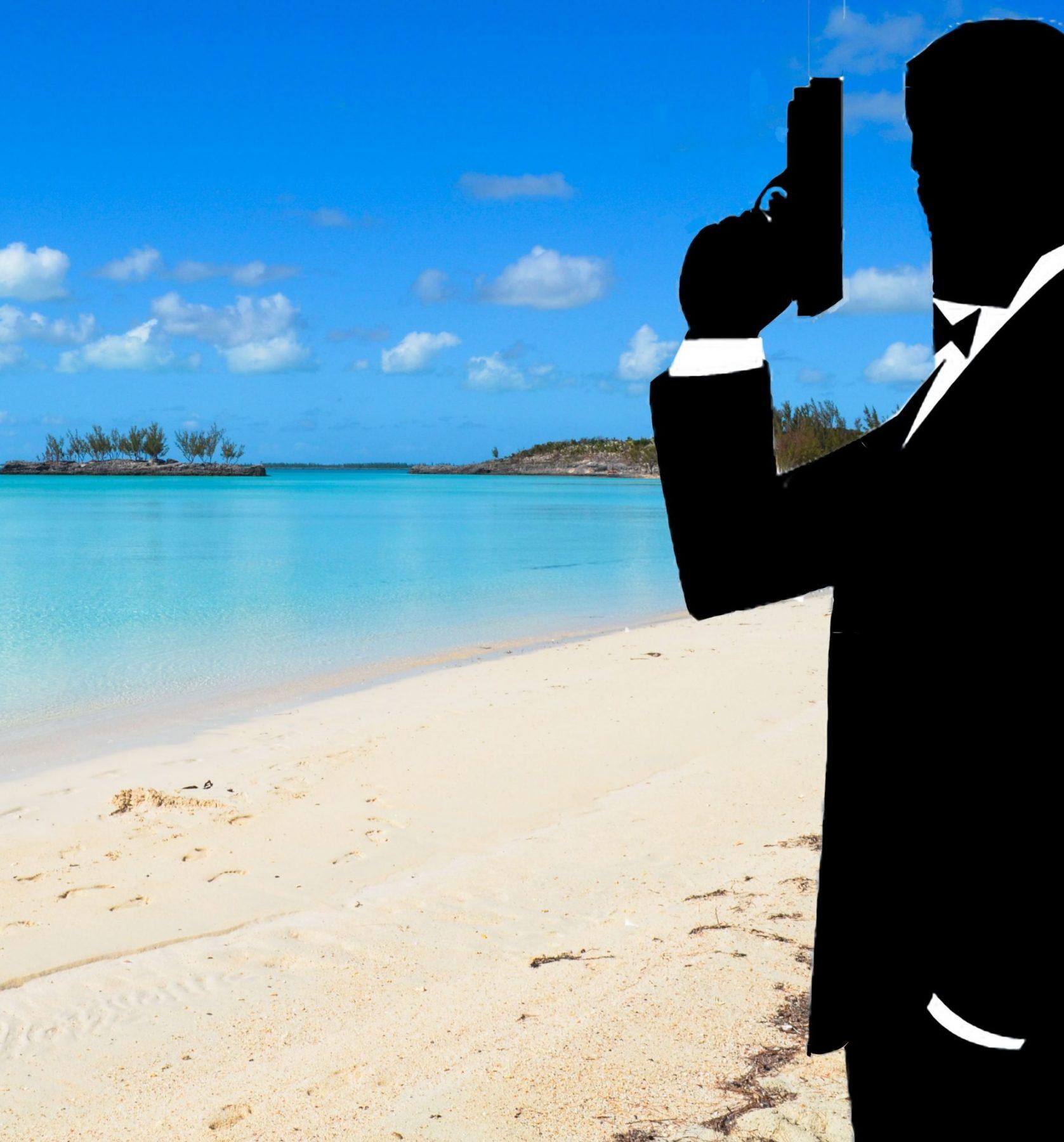Immersioni Bahamas James Bond