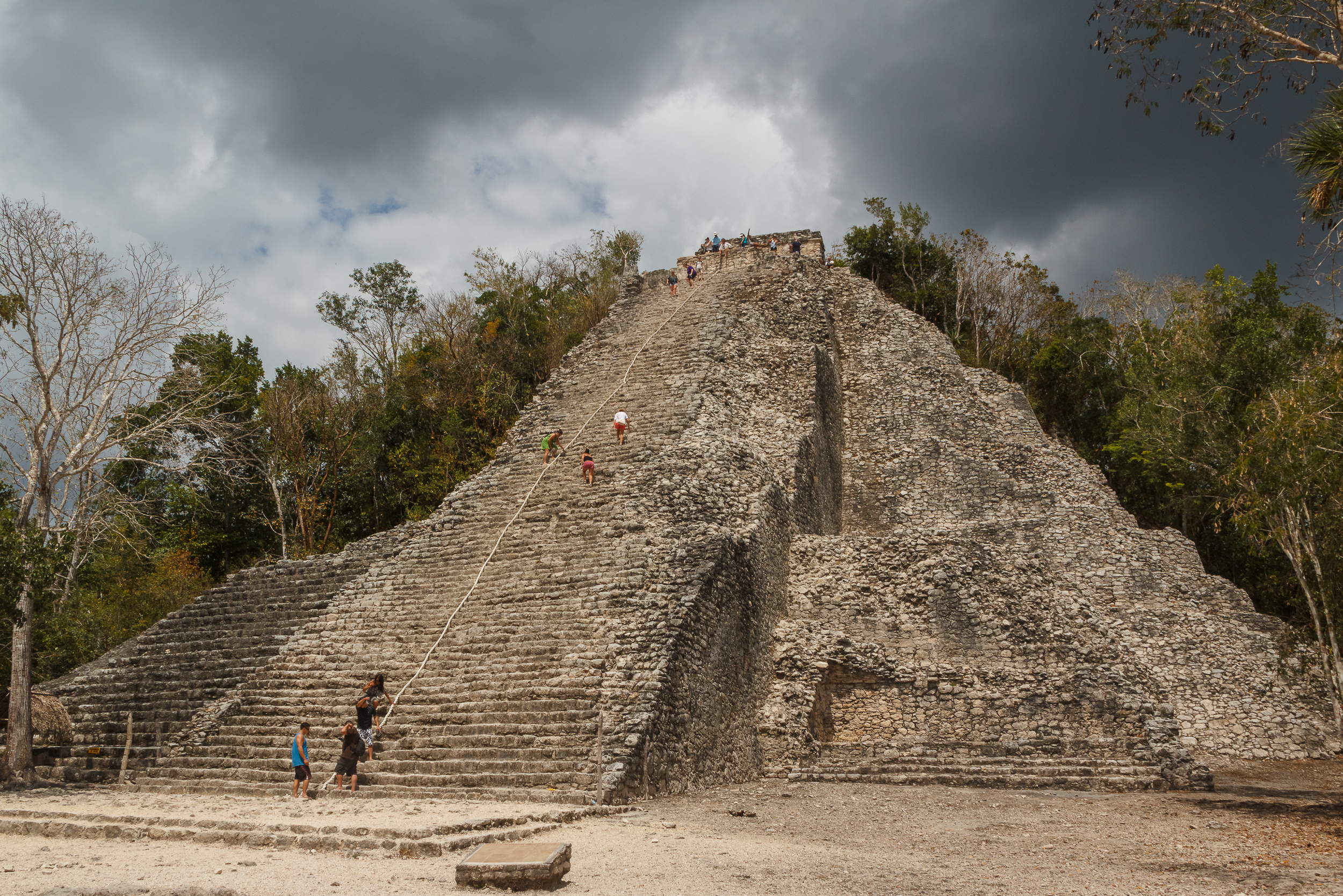 Cobà maya