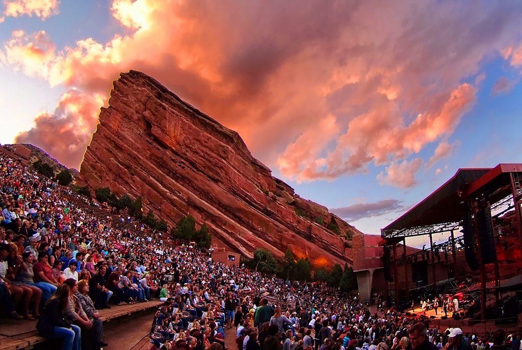 History and Future of Red Rocks Amphitheatre | Colorado