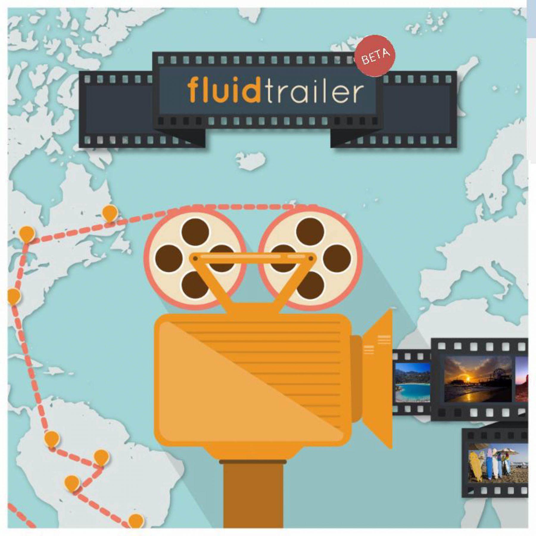 Fluidtrailer...il film del tuo viaggio!