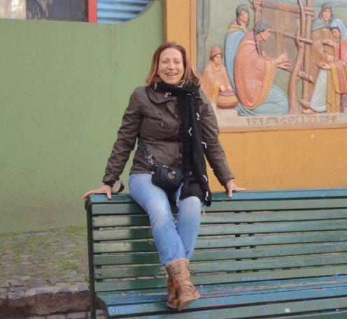 Esperto Sud America - Clarissa