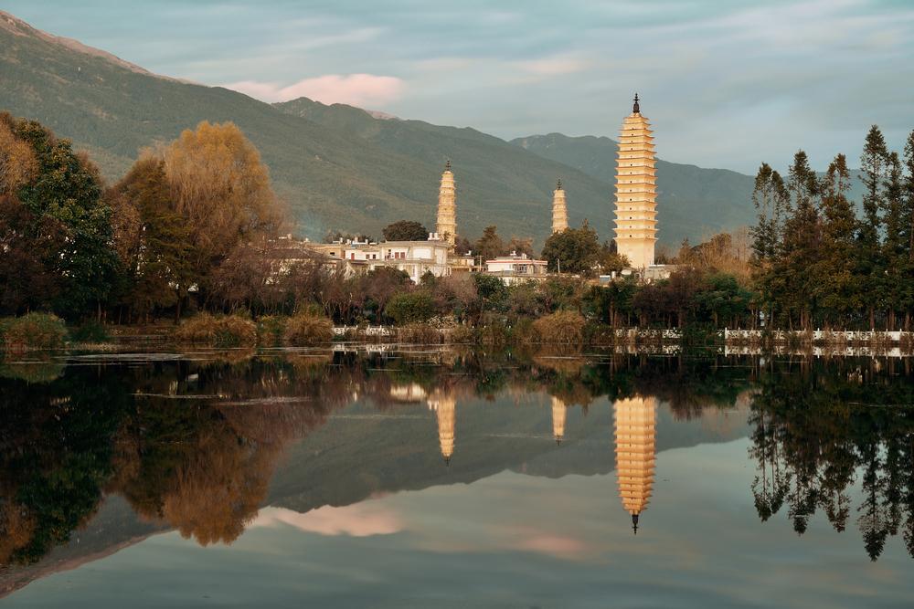 Dali Yunnan Pagoda