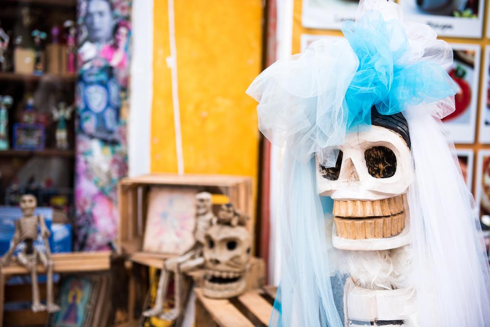 Dia de Muertos, la versione messicana della festa di Halloween
