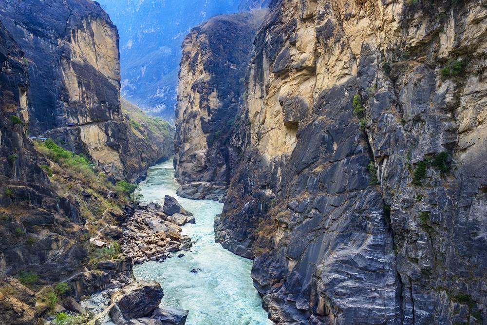 Yunnan Gola Salto Tigre