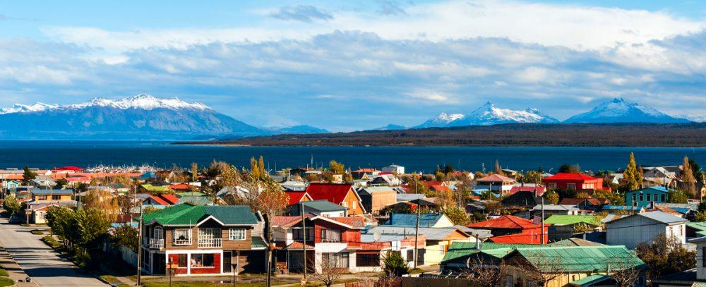 Puerto Natales Patagonia Cile