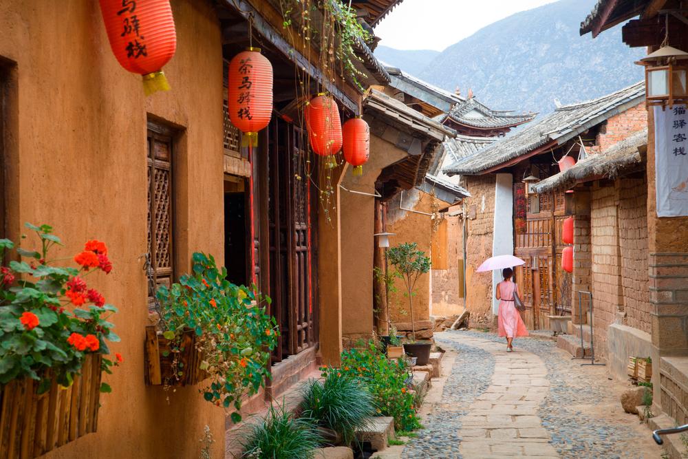 Yunnan viaggio Cina