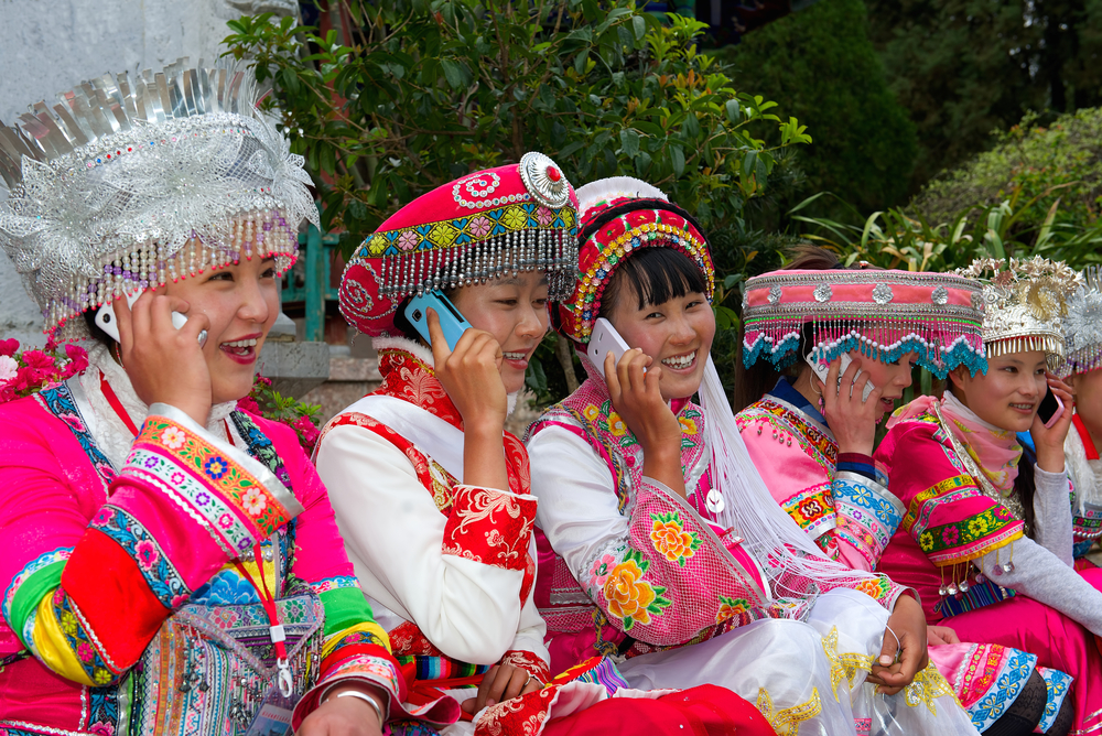 Yunnan Minoranze etnie