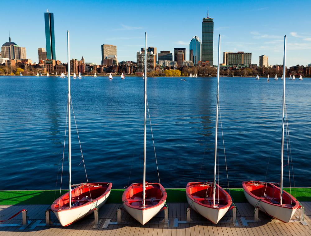 New England Literary Tour Massachusetts baia Boston