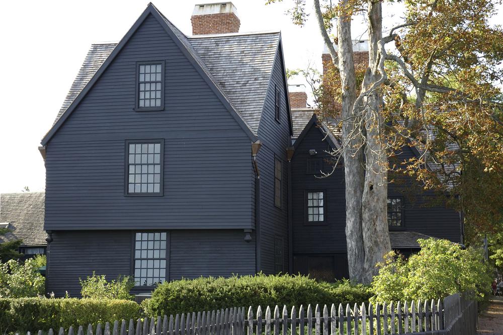 New England Literary Tour Salem Hawthorne