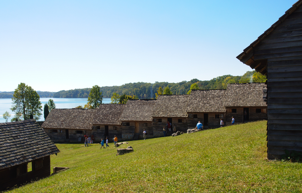 Letteratura southern Fort Loudoun Tennessee