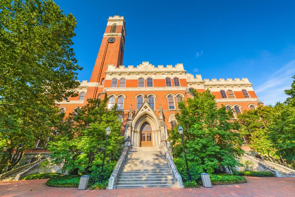 Letteratura southern Vanderbilt University Nashville