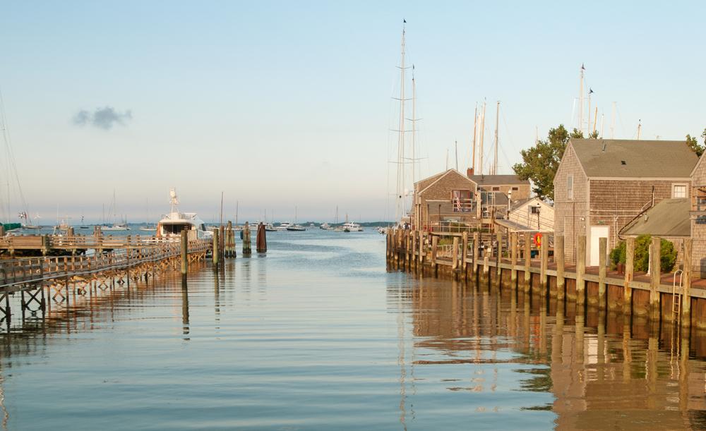 New England Literary Tour Nantucket