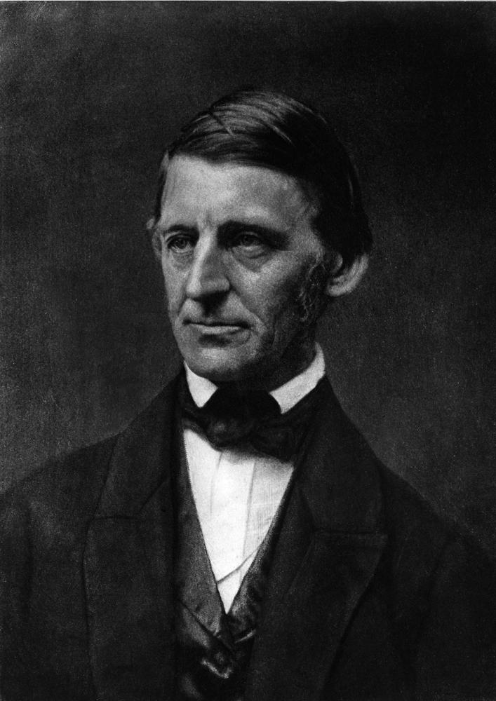 New England Literary Tour Ralph Waldo Emerson
