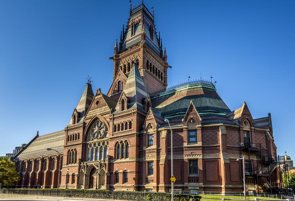 New England Literary Tour Harvard