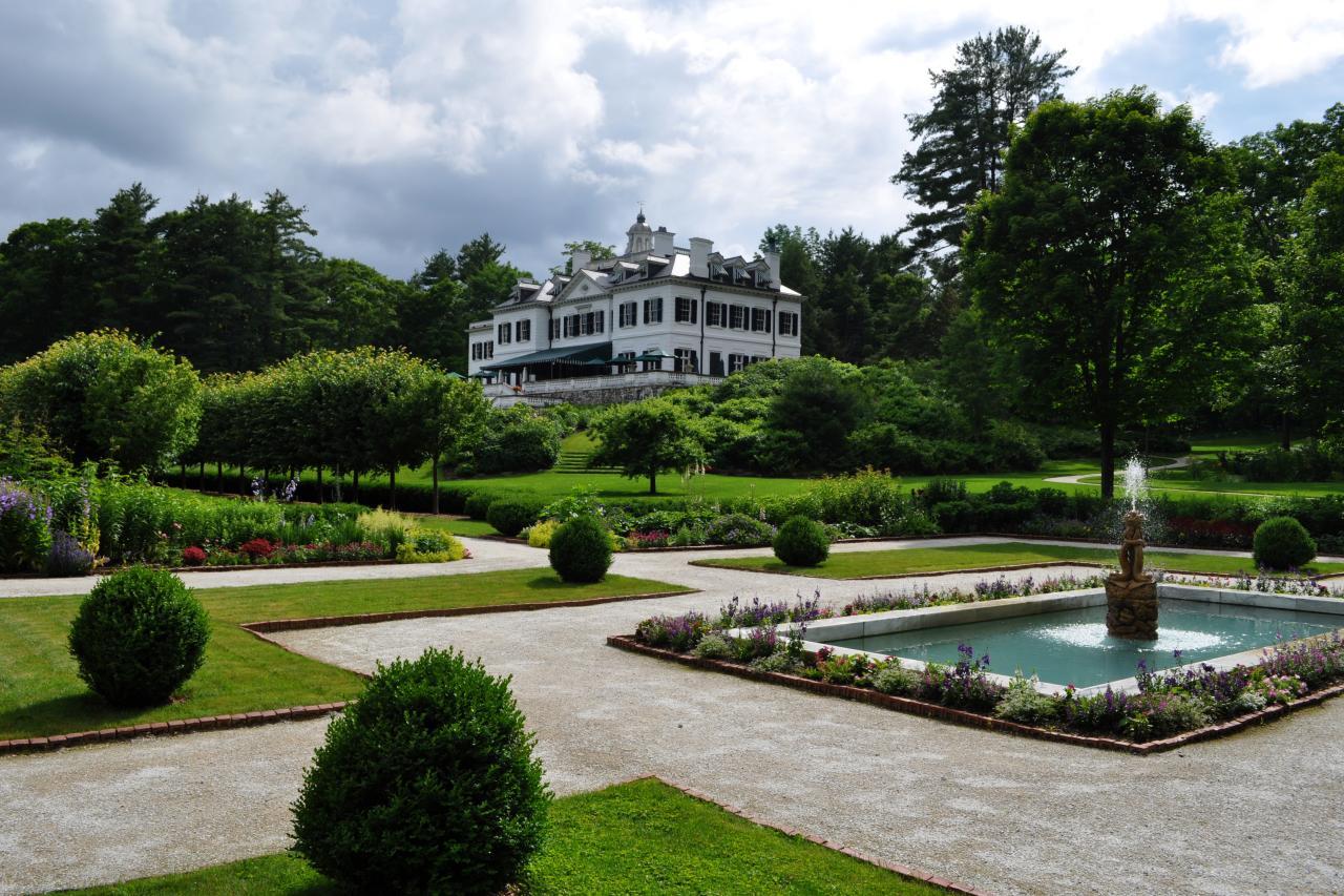 New England Literary Tour Edith Wharton