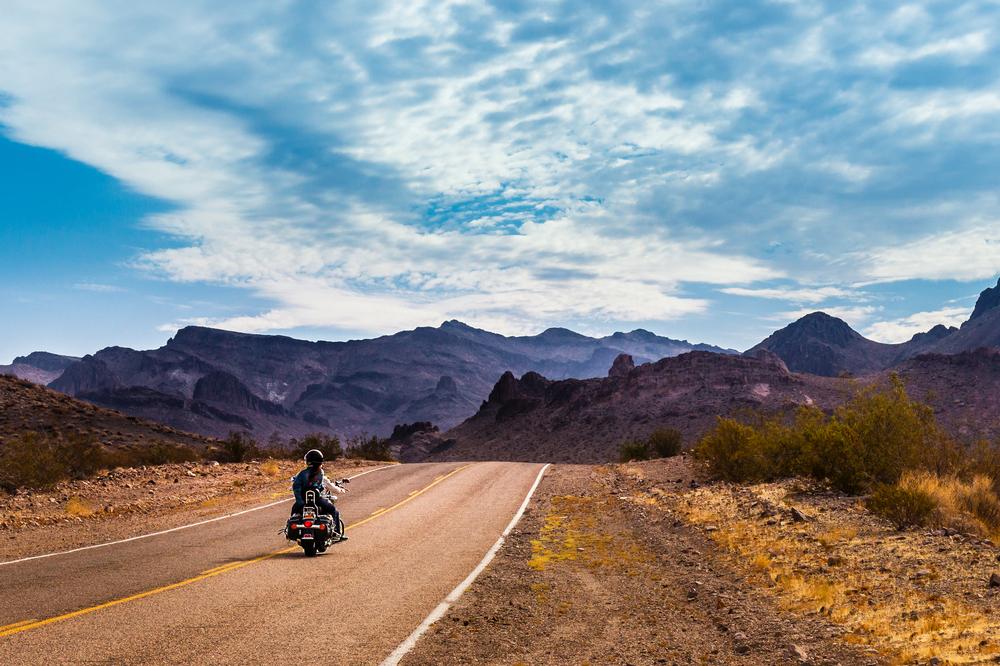 Viaggi in moto mototurismo