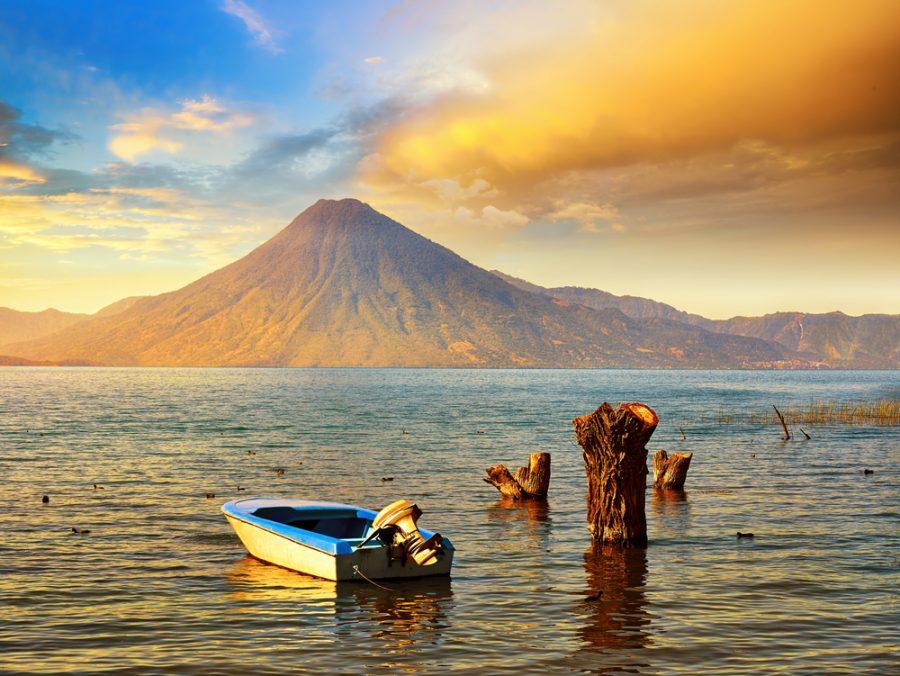Viaggio in Guatemala Atitlan