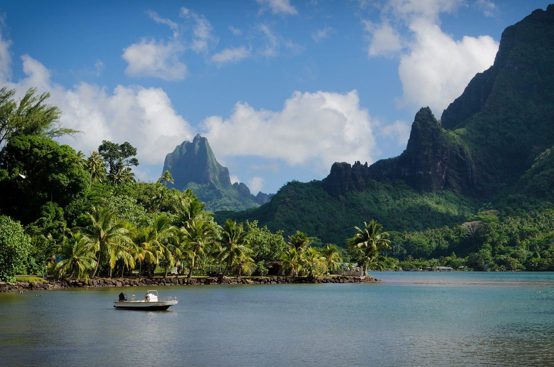 Vacanze Oceano Pacifico