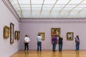 I musei d'arte del Berkshires viaggio in Massachusetts