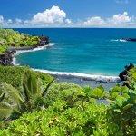 Pacific Coast Maui Hawaii