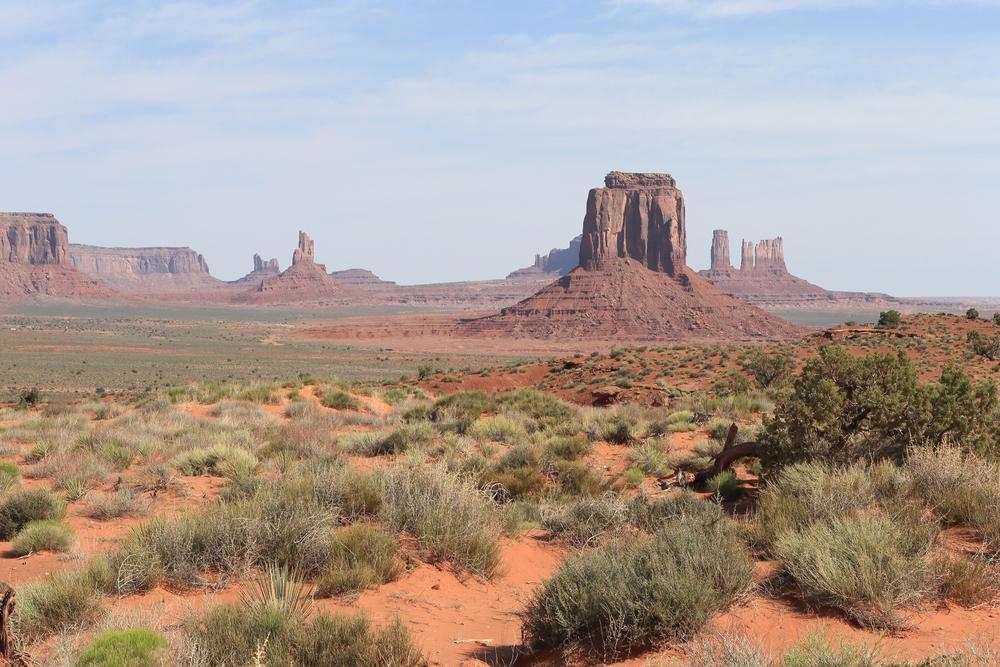 film western monument valley arizona