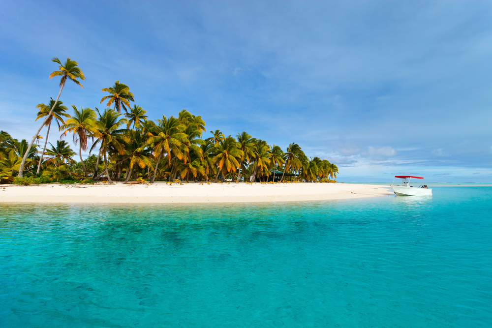 Viaggio Isole Cook