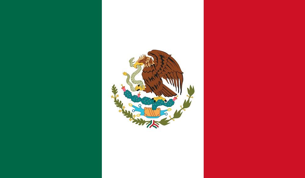 Viaggio in Messico Bandiera