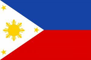 viaggio Filippine bandiera