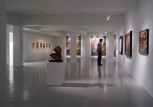 Cosa vedere in qatar arte moderna