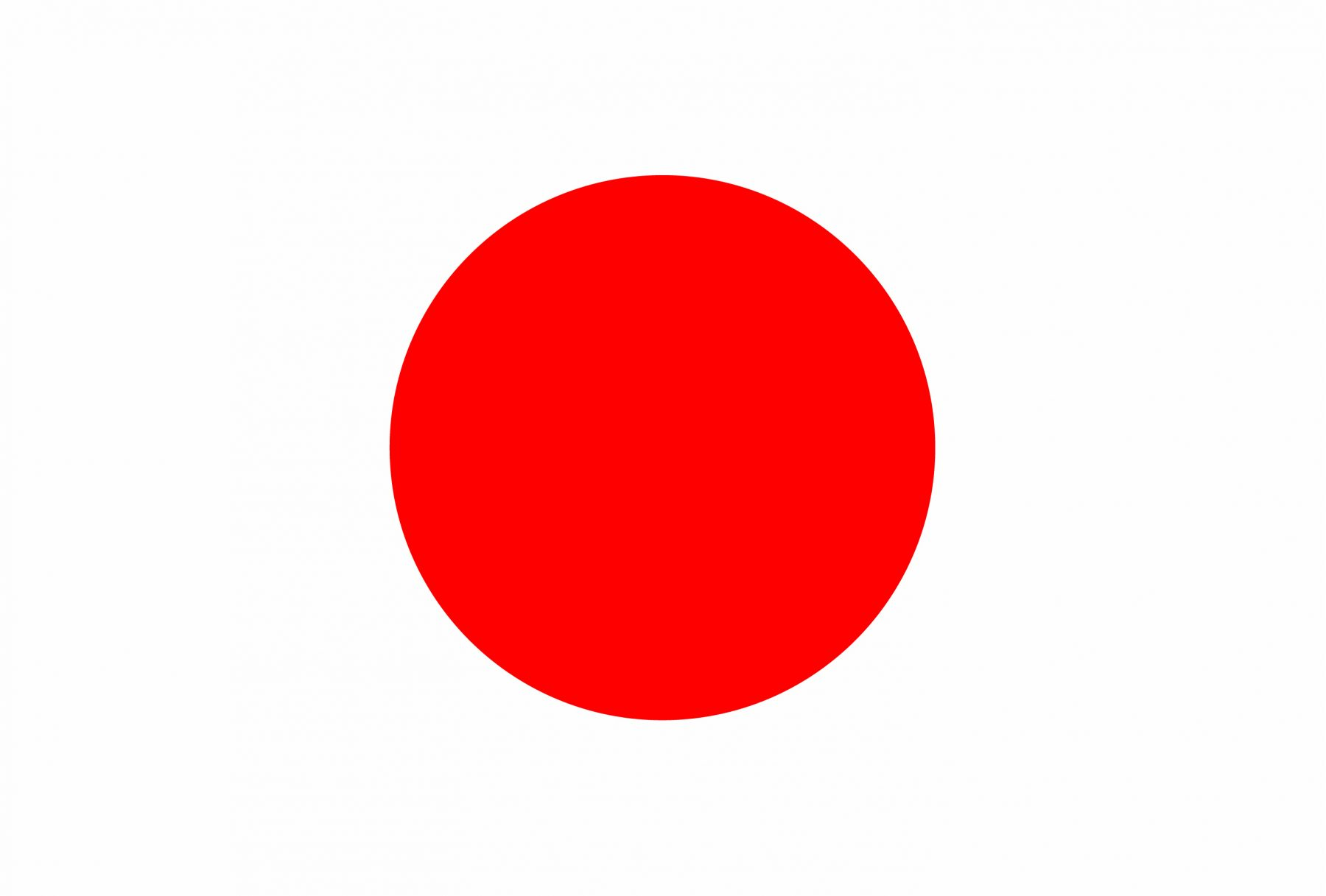 Viaggio in Giappone bandiera