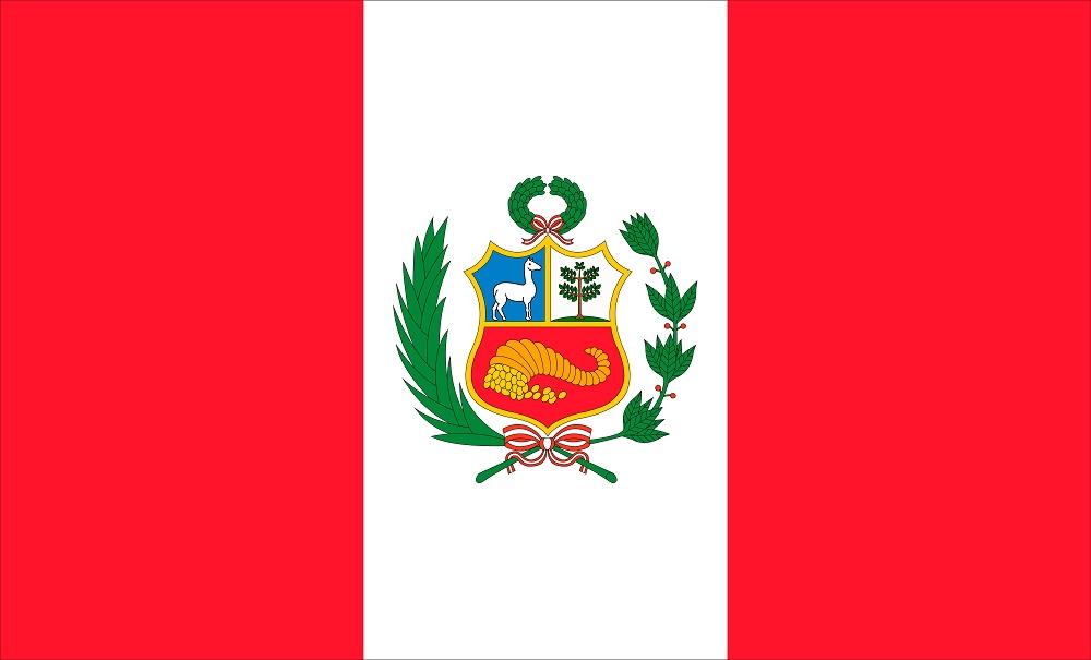 viaggio in perù bandiera