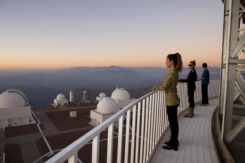 osservatori astronomici del Cile Cerro Tololo