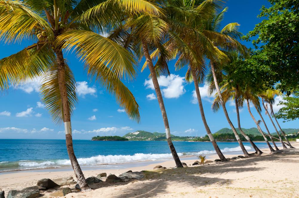 Spiagga Santa Lucia