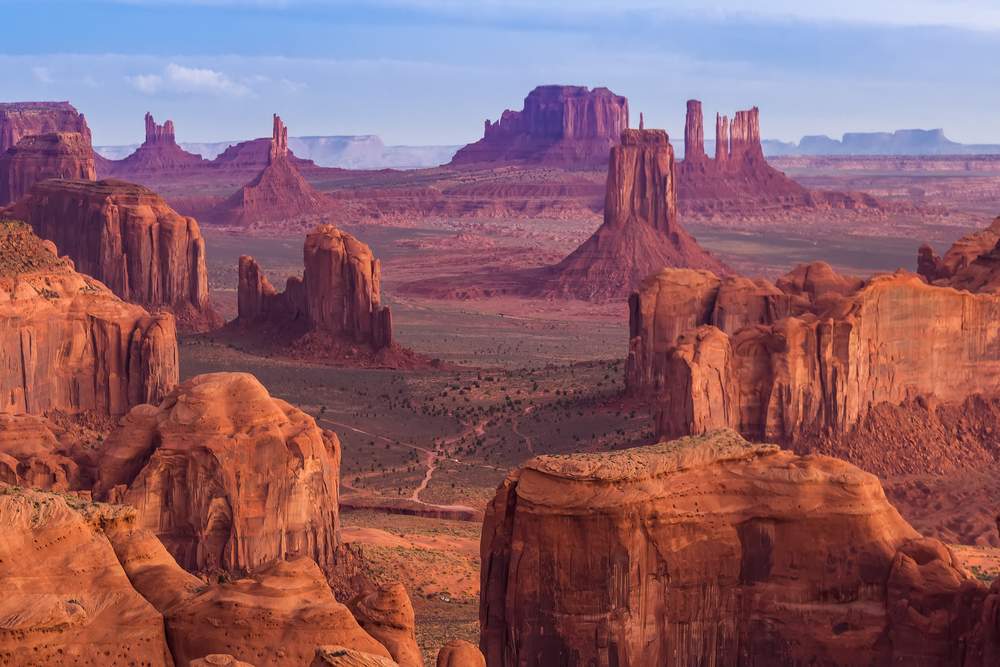 Tour Completo WEST USA Monument Valley