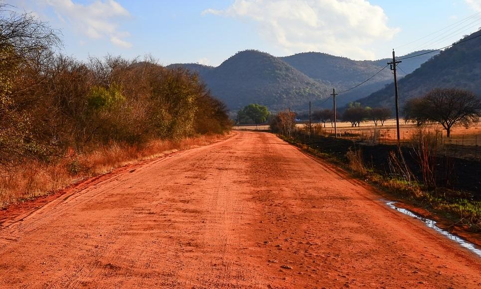 Cratere di Vredefort Patrimoni UNESCO del Sudafrica