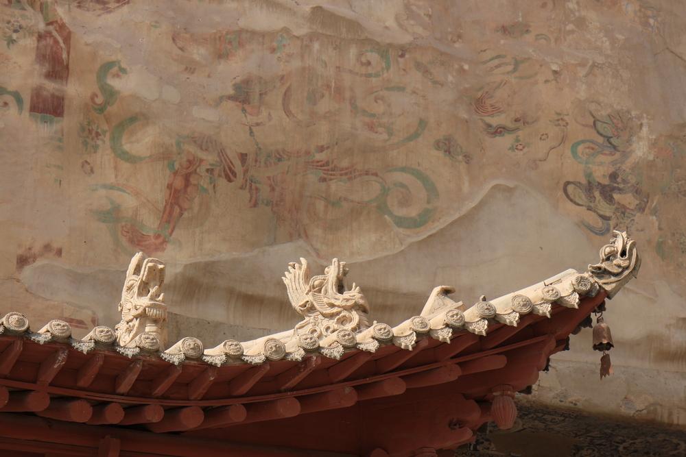 Viaggio in Gansu Grotte Mogao