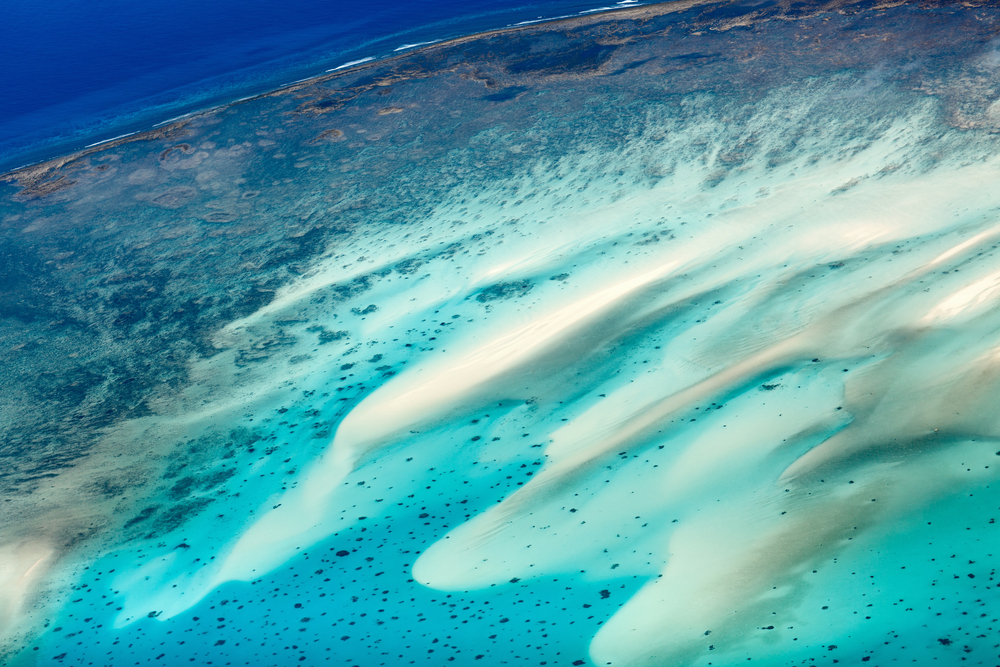 Mare in Mozambico