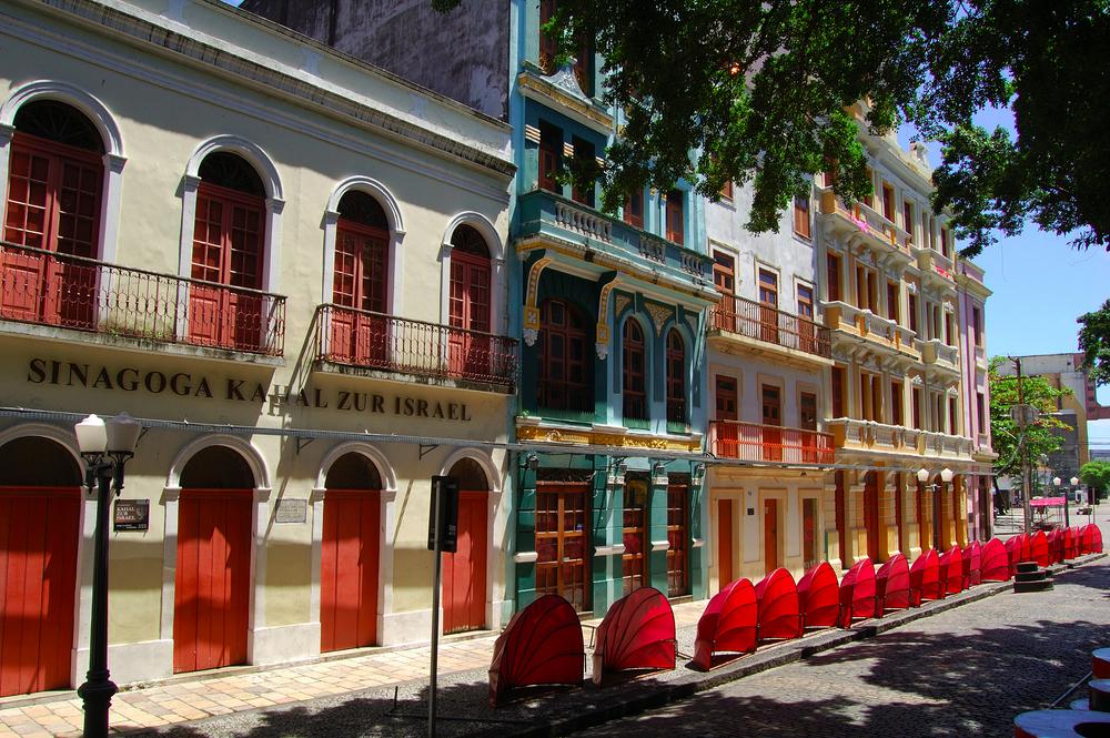 viaggio in Brasile cultura ebraica sinagoga Recife