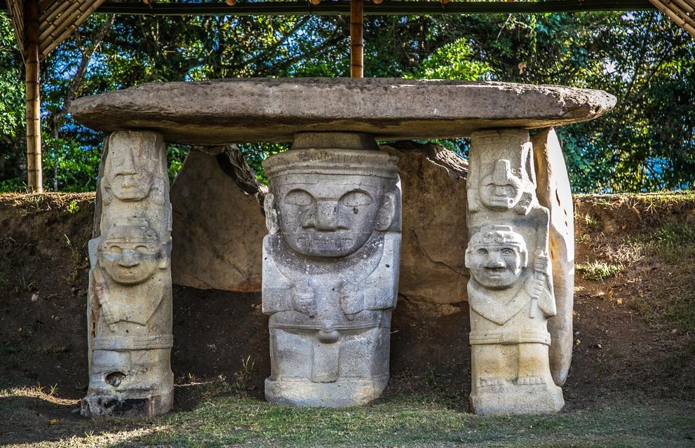 Patrimoni UNESCO dell'Unesco Sain Augustin Archeological Park