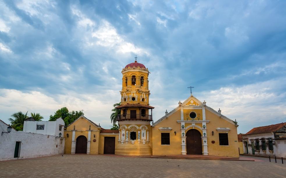 Patrimoni UNESCO della Colombia Santa Crux de Mompox
