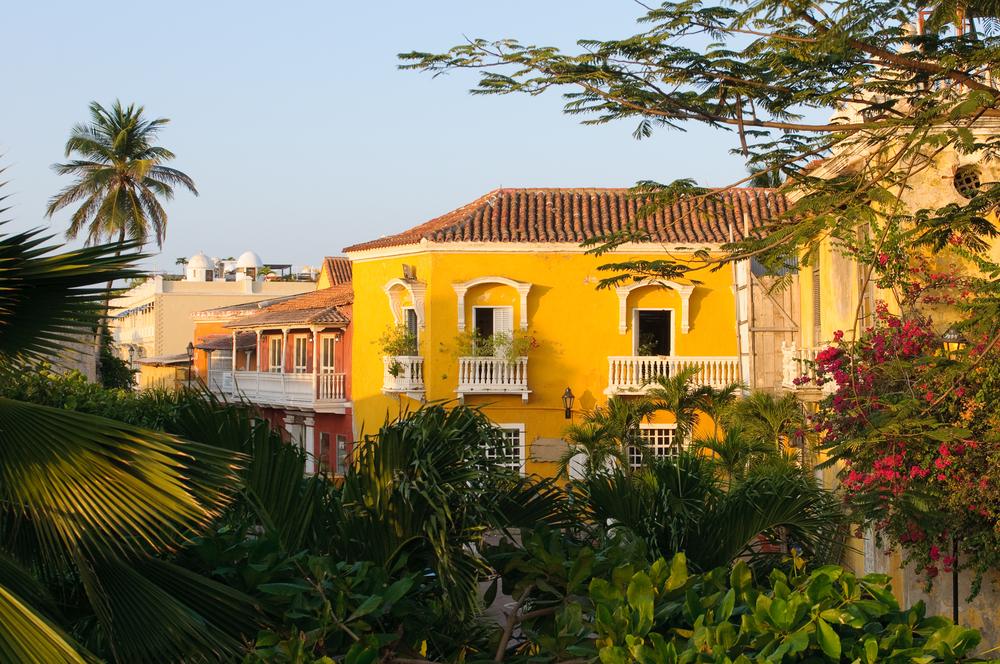 Patrimoni UNESCO della Colombia Cartagena