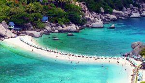 10 migliori spiagge della Thailandia Ko Nang Yuan