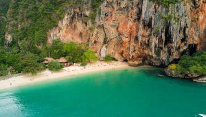 10 migliori spiagge della Thailandia Phra Nang