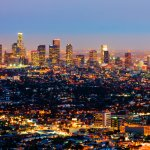 Viaggio in California Los Angeles