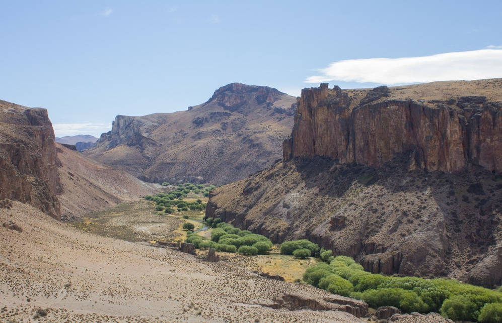 Viaggio tra i Patrimoni UNESCO dell'Argentina Cueva de las Manos 1