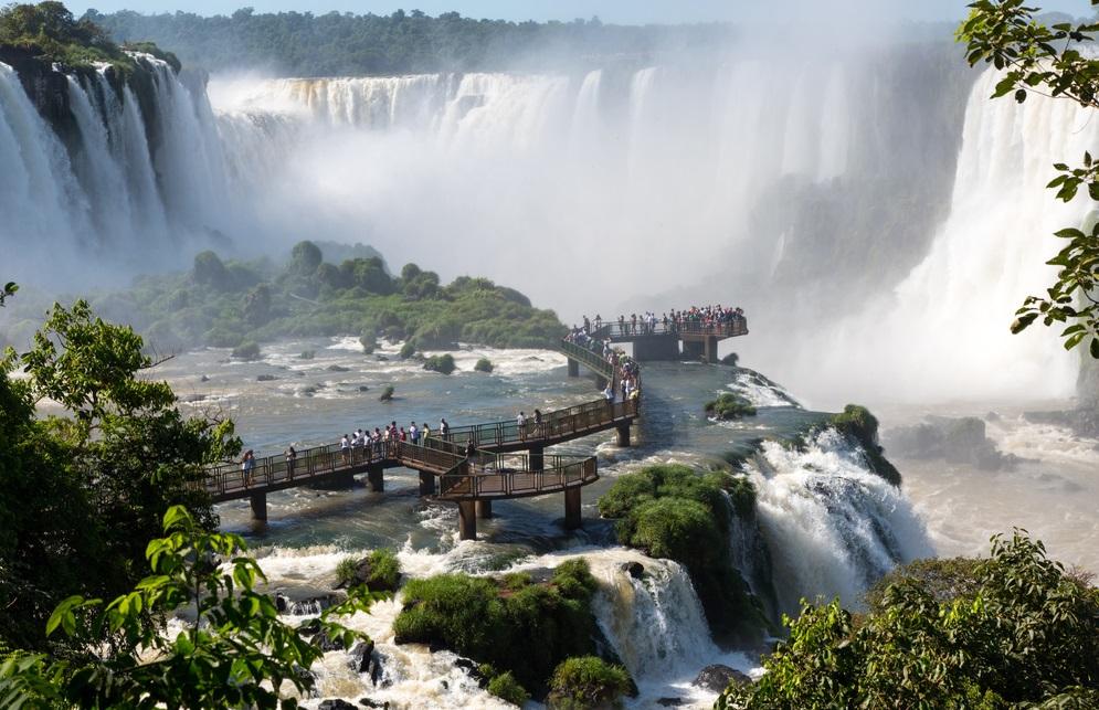 Viaggio tra i Patrimoni UNESCO dell'Argentina Iguazu