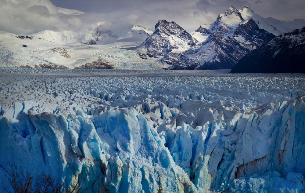 Viaggio tra i Patrimoni UNESCO dell'Argentina Los Glacieres