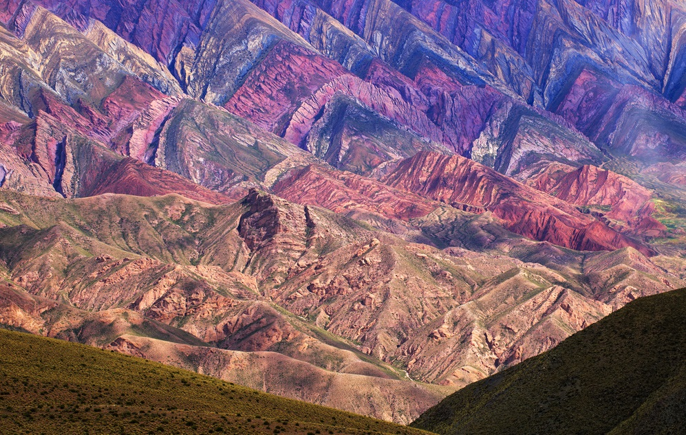 Viaggio tra i Patrimoni UNESCO dell'Argentina Quebrada de Huamahuaca