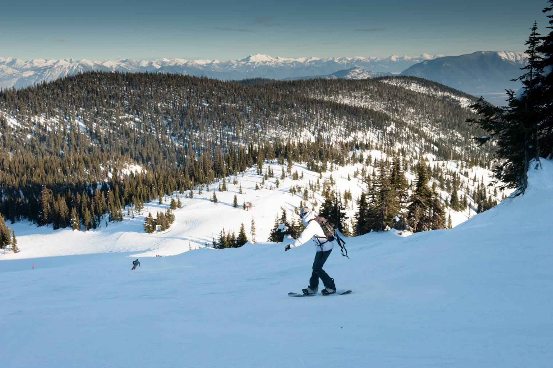 Viaggio nelle Rocky Mountains invernali
