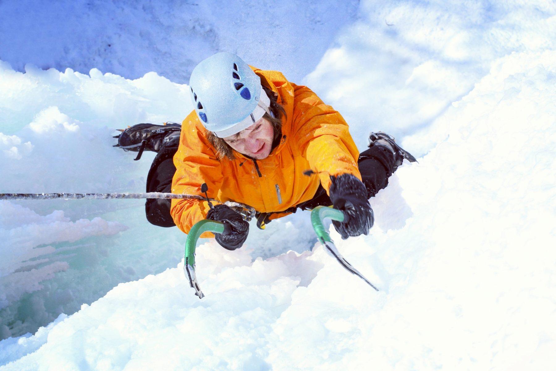 Viaggio nelle Rocky Mountains invernali iceclimbing